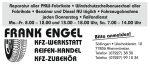 KfZ-Werkstatt Frank Engel
